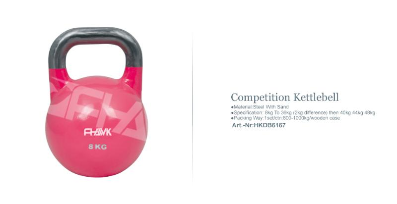 Competition Kettlebell_Art.-Nr:HKDB6167