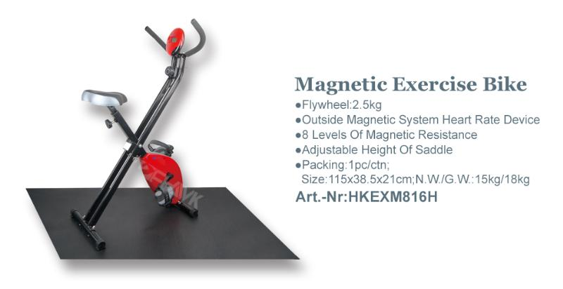 Magnetic Exercise Bike_Art.-Nr:HKEXM816H