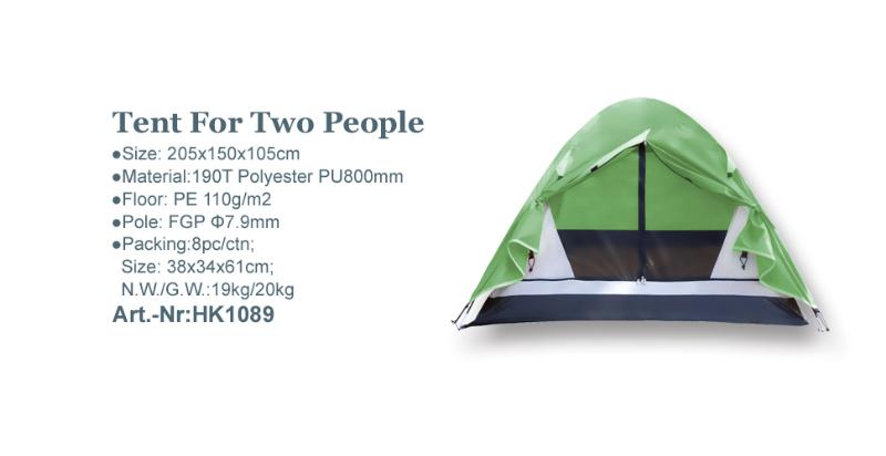 Tent For Two People_Art.-Nr:HK1089