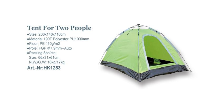 Tent For Two People_Art.-Nr:HK1253
