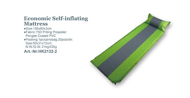 Economic Self-inflating Mattress_Art.-Nr:HK2132-2