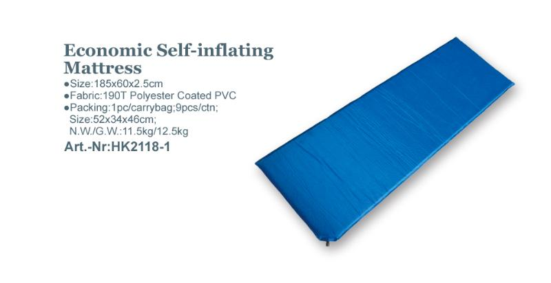 Economic Self-inflating Mattress_Art.-Nr:HK2118-1