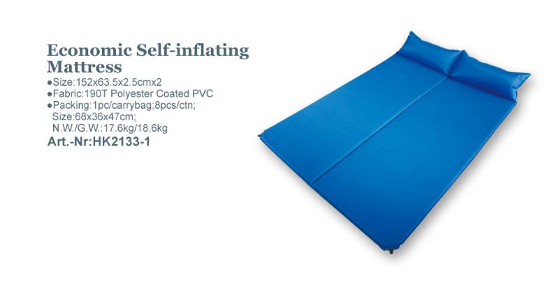Economic Self-inflating Mattress_Art.-Nr:HK2133-1