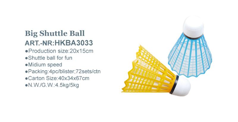 Big Shuttle Ball_ART.-NR:HKBA3033