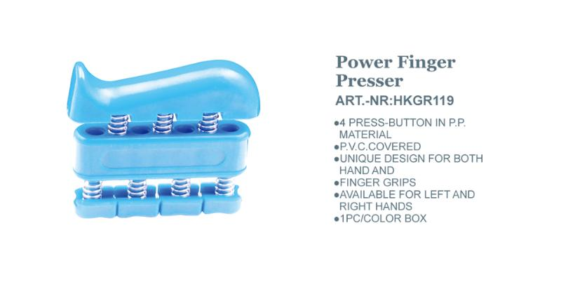 Power Finger Presser_ART.-NR:HKGR119