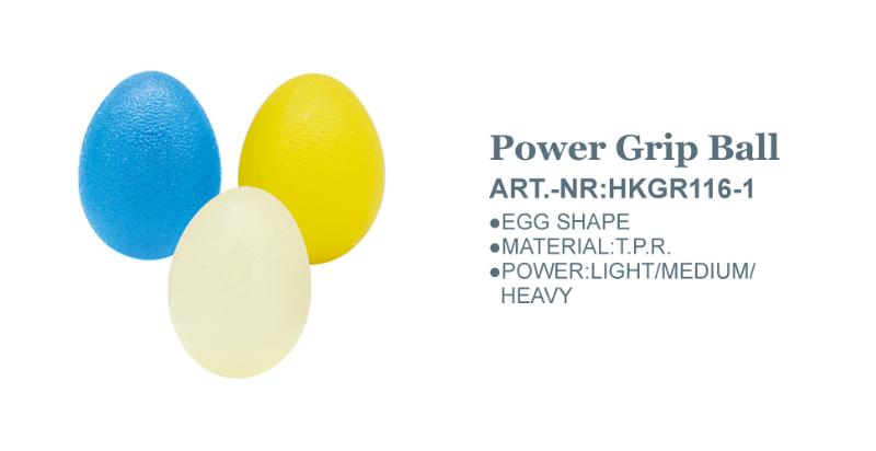 Power Grip Ball_ART.-NR:HKGR116-1
