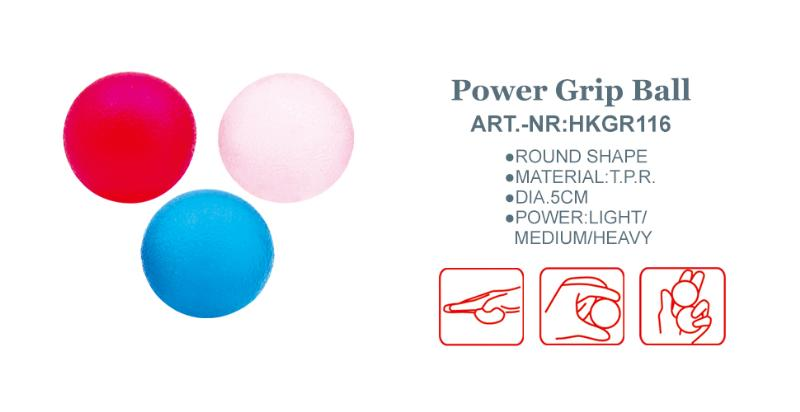 Power Grip Ball_ART.-NR:HKGR116