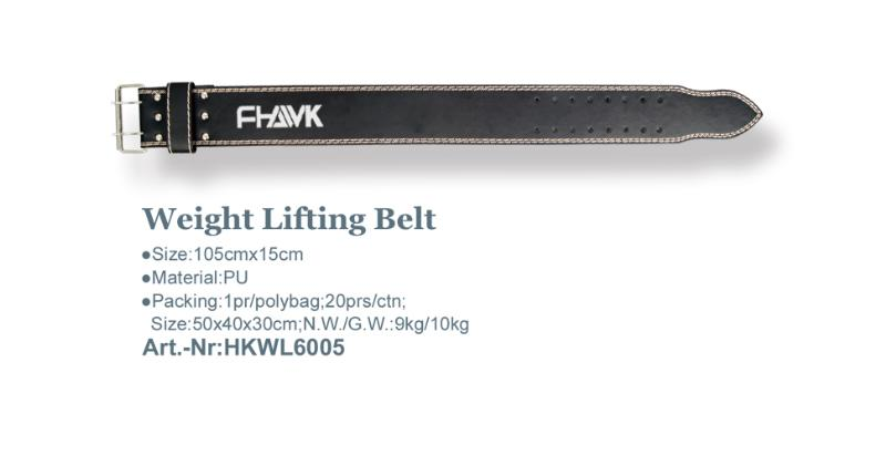 Weight Lifting Belt_Art.-Nr:HKWL6005