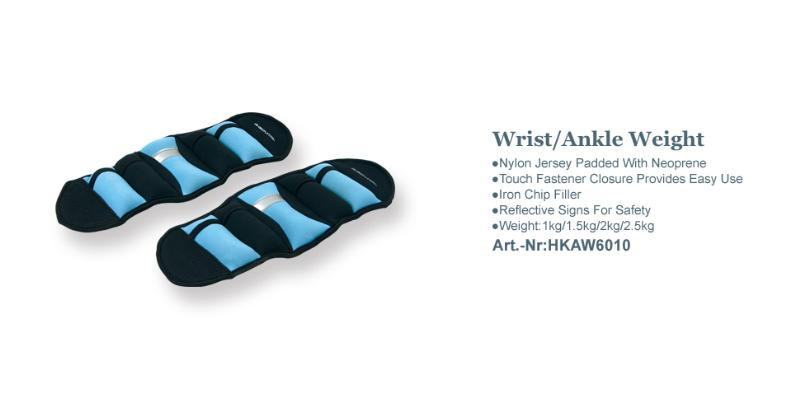 Wrist/Ankle Weight_Art.-Nr:HKAW6010