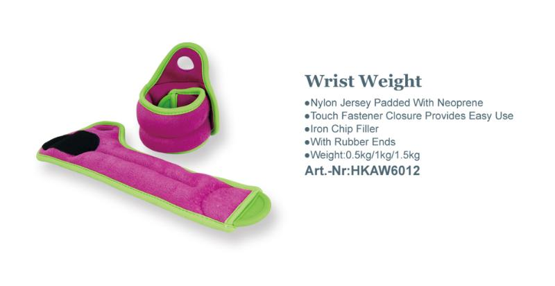 Wrist Weight_Art.-Nr:HKAW6012