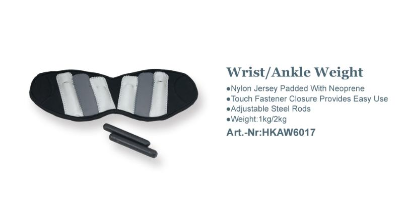 Wrist/Ankle Weight_Art.-Nr:HKAW6017