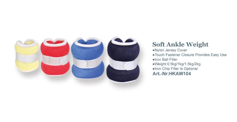 Soft Ankle Weight_Art.-Nr:HKAW104