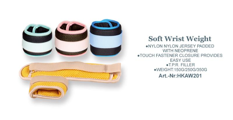 Soft Wrist Weight_Art.-Nr:HKAW201