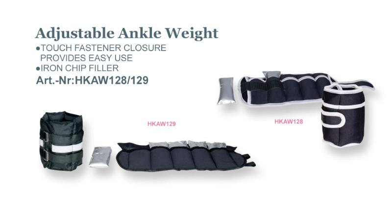 Adjustable Ankle Weight_Art.-Nr:HKAW128/129