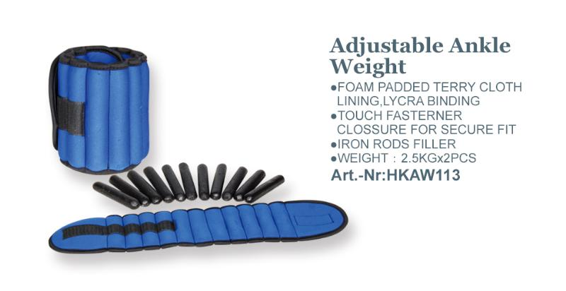Adjustable Ankle Weight_Art.-Nr:HKAW113