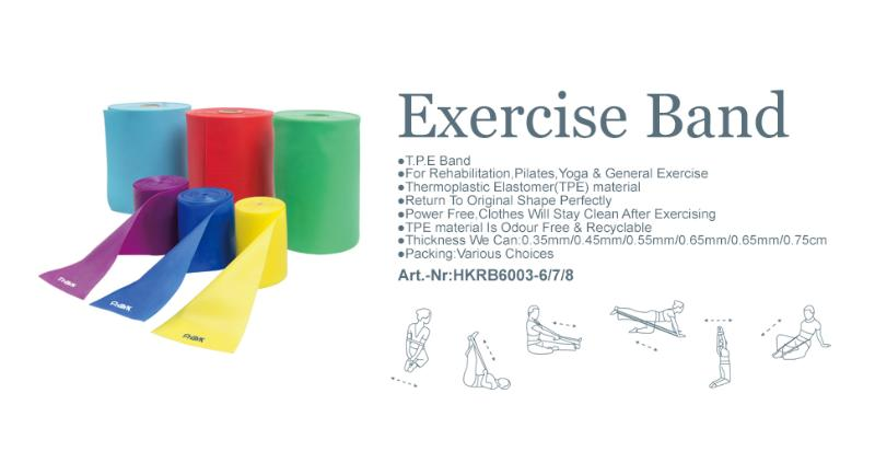 Exercise Band_Art.-Nr:HKRB6003-6/7/8