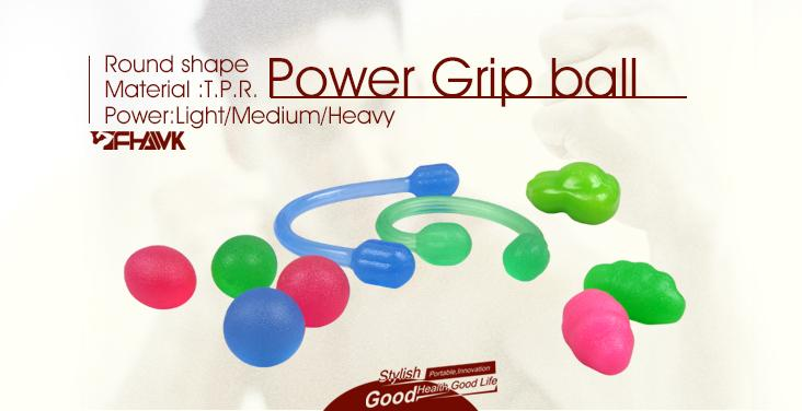 Power Grip ball_