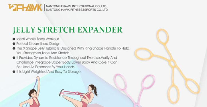 JELLY STRETCH EXPANDER_Art.Nr:HKTPR106 & Art.Nr:HKTPR107