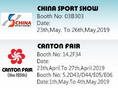 2019 CHINA SPORT SHOW &CANTON FAIR